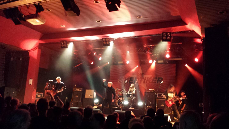 Konzertbericht SKEPTIKER, KALTFRONT 07.04.2018 SKEPTIKER 2